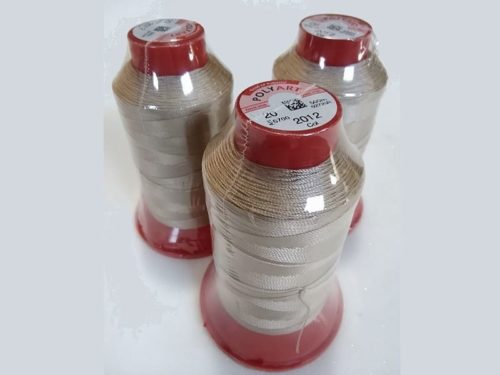нитки мебельные Polyart 20-500-2012