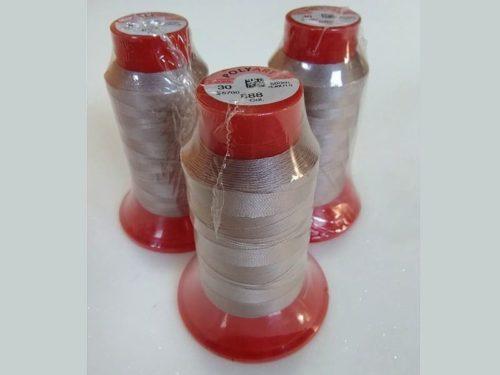 нитки мебельные Polyart 30-500-8887