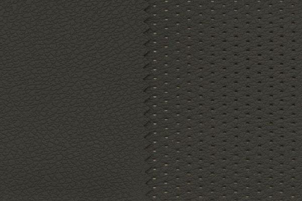 Экокожа на микрофибре 2167 темно-серая
